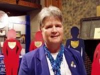 Carol Hylkema, Jew-hating, Arab-loving sack of vomit