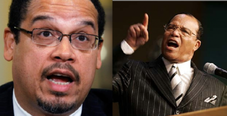 "Ellison and his BLACK NAZI mentor and hero... none other than... ..CAP'N BOWTIE, LEWIE FUCKIN'CON!, aka, ""Calypso Gene the Jew-Hatin' Machine!"""